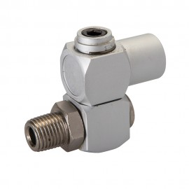 Raccord joint articulé pour tuyau air comprimé