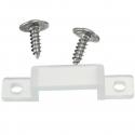 Clip de fixation pour ruban LED