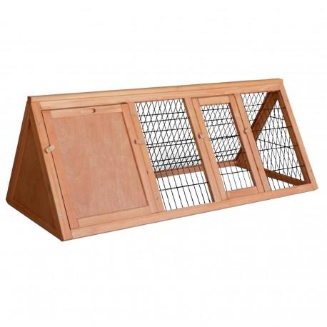 Clapier en bois pour rongeurs, hamsters ou lapins